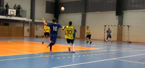 Futsal-Saňaři A-kola 19 a 20