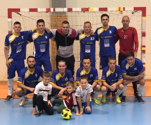 Futsal-Saňaři A-tým