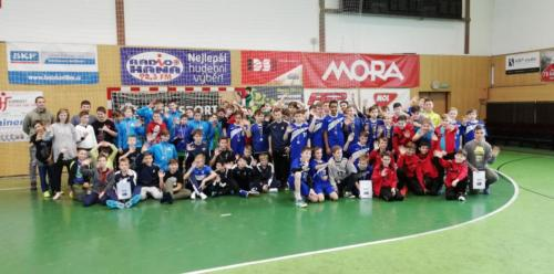 Eminent Cup 2019 mladších žáků Olomouc