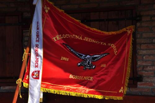 vlajka Sokola