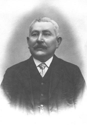 bratr starosta František Dvořák